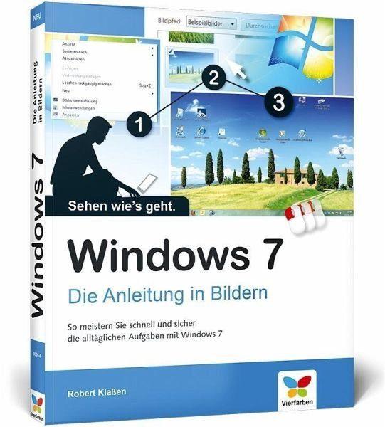 Broschiertes Buch »Windows 7«