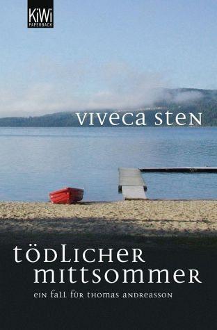 Broschiertes Buch »Tödlicher Mittsommer / Thomas Andreasson Bd.1«