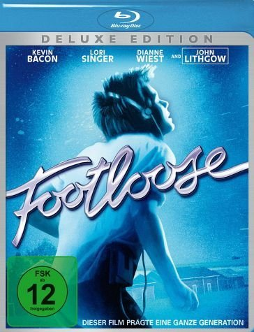 Blu-ray »Footloose (Deluxe Edition)«