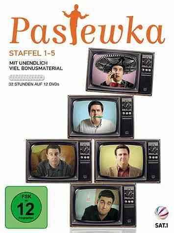 DVD »Pastewka - Staffel 1-5 (12 Discs)«