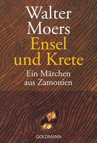 Broschiertes Buch »Ensel und Krete / Zamonien Bd.2«