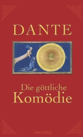 Gebundenes Buch »Die göttliche Komödie«