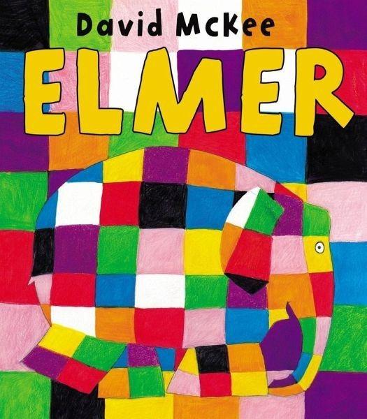 Broschiertes Buch »Elmer«