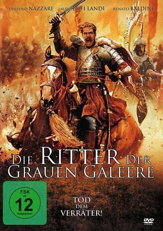 DVD »Ritter der grauen Galeere«