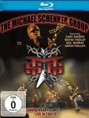 Blu-ray »The Michael Schenker Group - The 30th...«