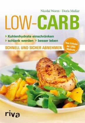 Broschiertes Buch »Low Carb«