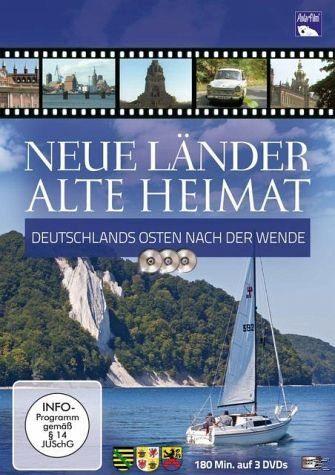 DVD »Neue Länder - Alte Heimat«