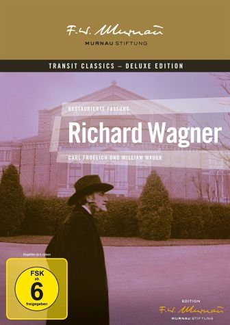 DVD »Richard Wagner (Deluxe Edition)«
