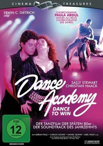DVD »Dance Academy - Dance to Win«
