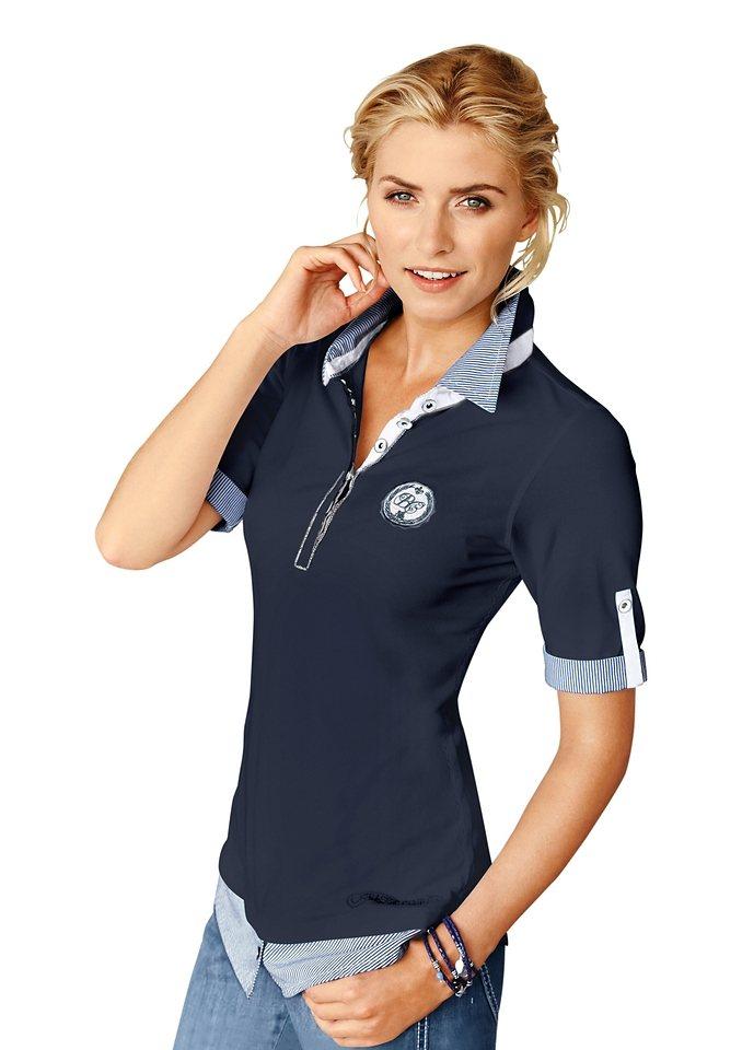 Classic Inspirationen Poloshirt in sommerlicher Pikee-Qualität ... 67b8f37fc0