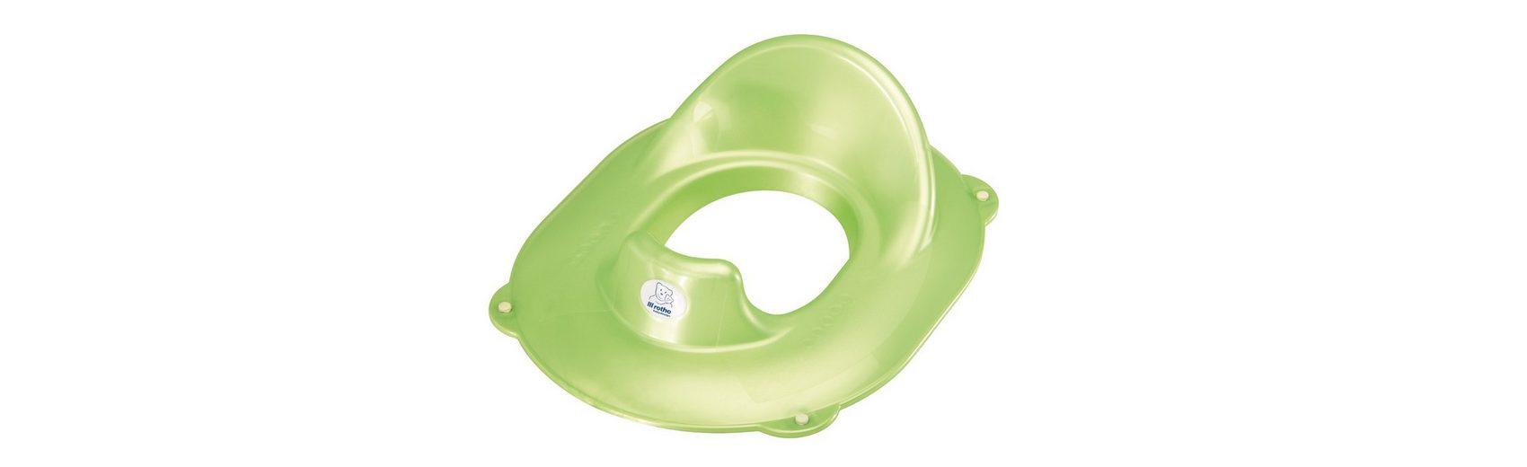 Rotho Babydesign Toilettensitz Top, lindgrün perl
