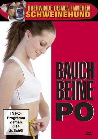 DVD »Überwinde deinen inneren Schweinehund - Bauch,...«