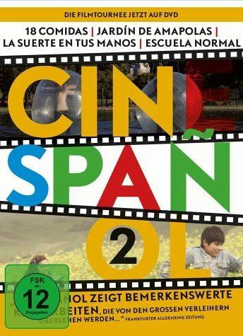 DVD »Cinespañol 2 (4 Discs, OmU)«