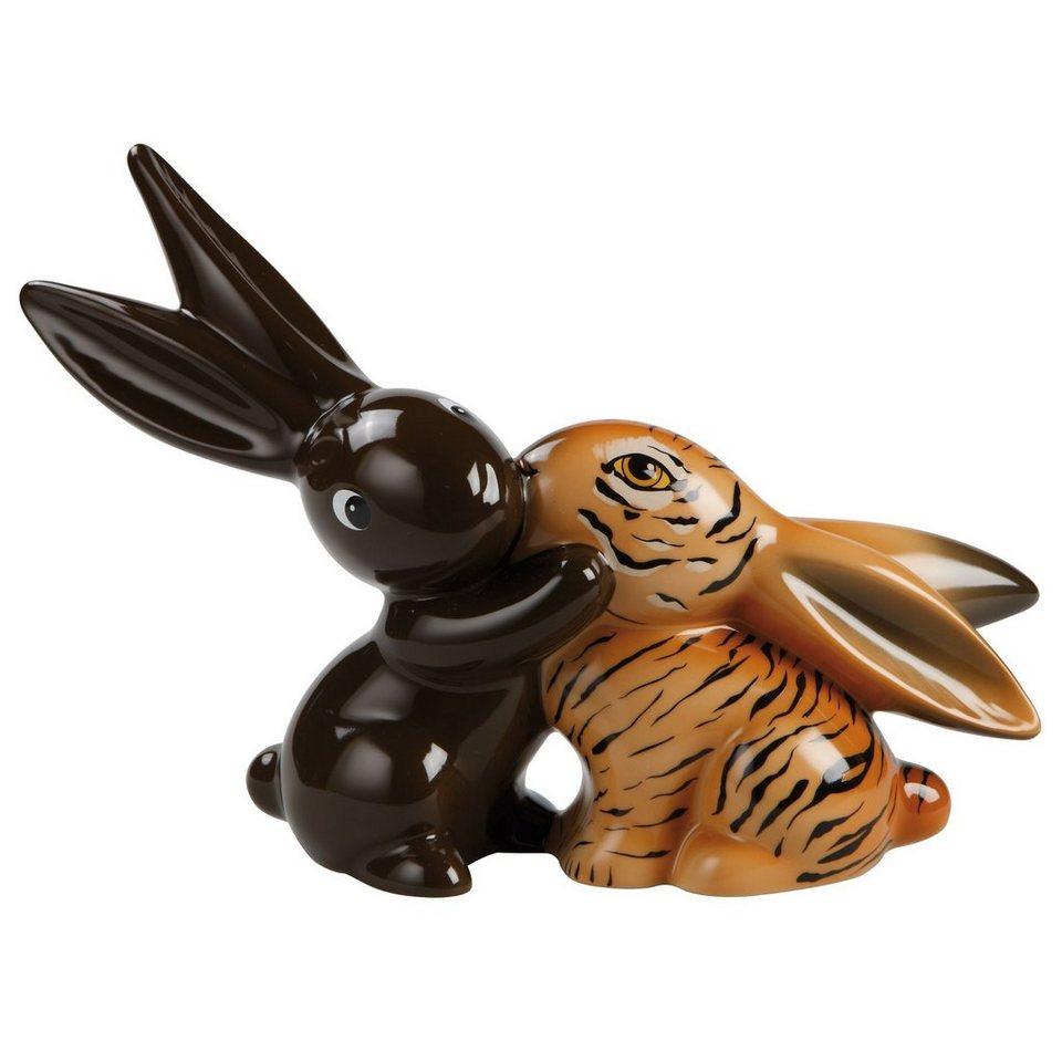 Goebel Tiger Bunny in Love »Bunny de luxe« in Bunt