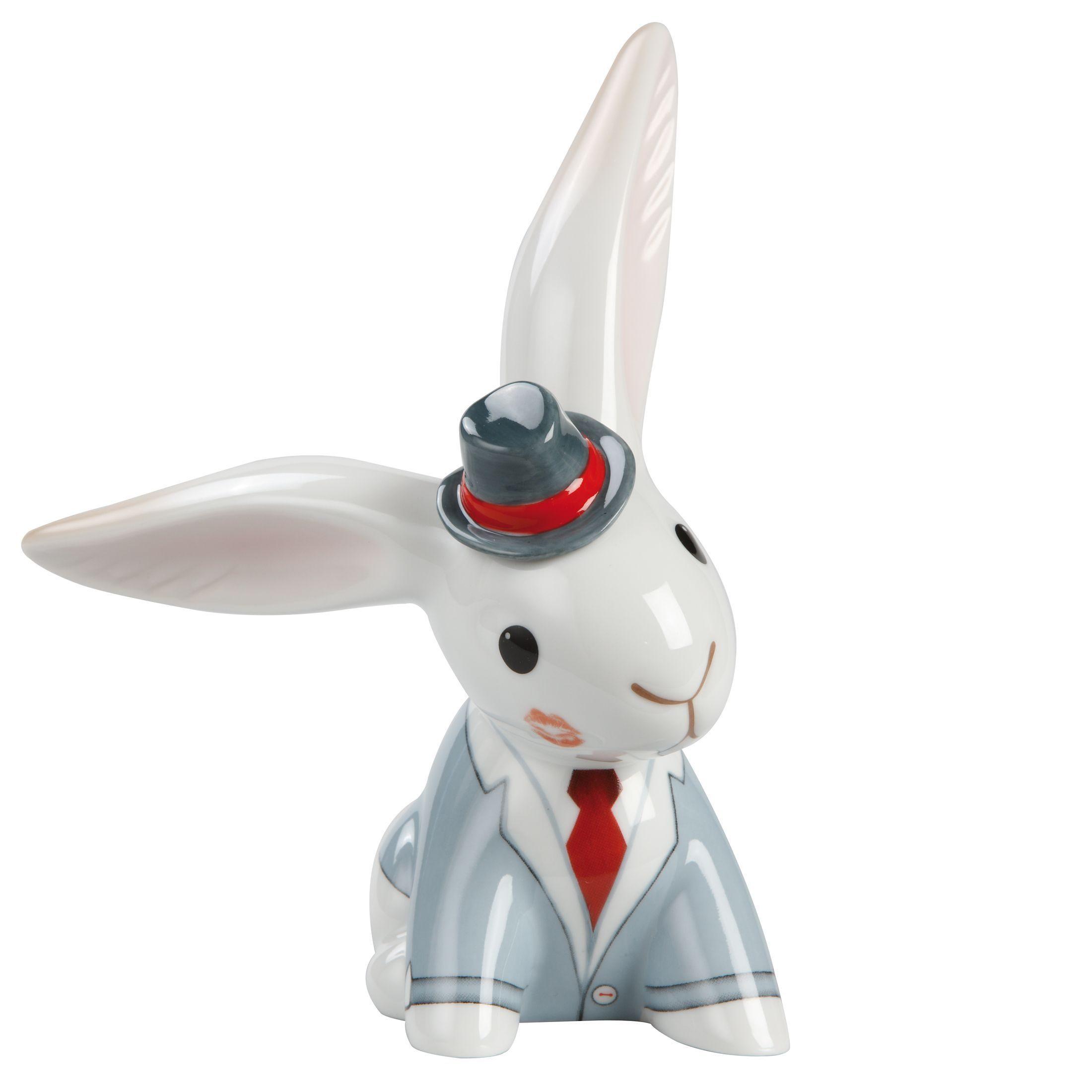 Goebel Pin Up Bunny Boy »Bunny de luxe«