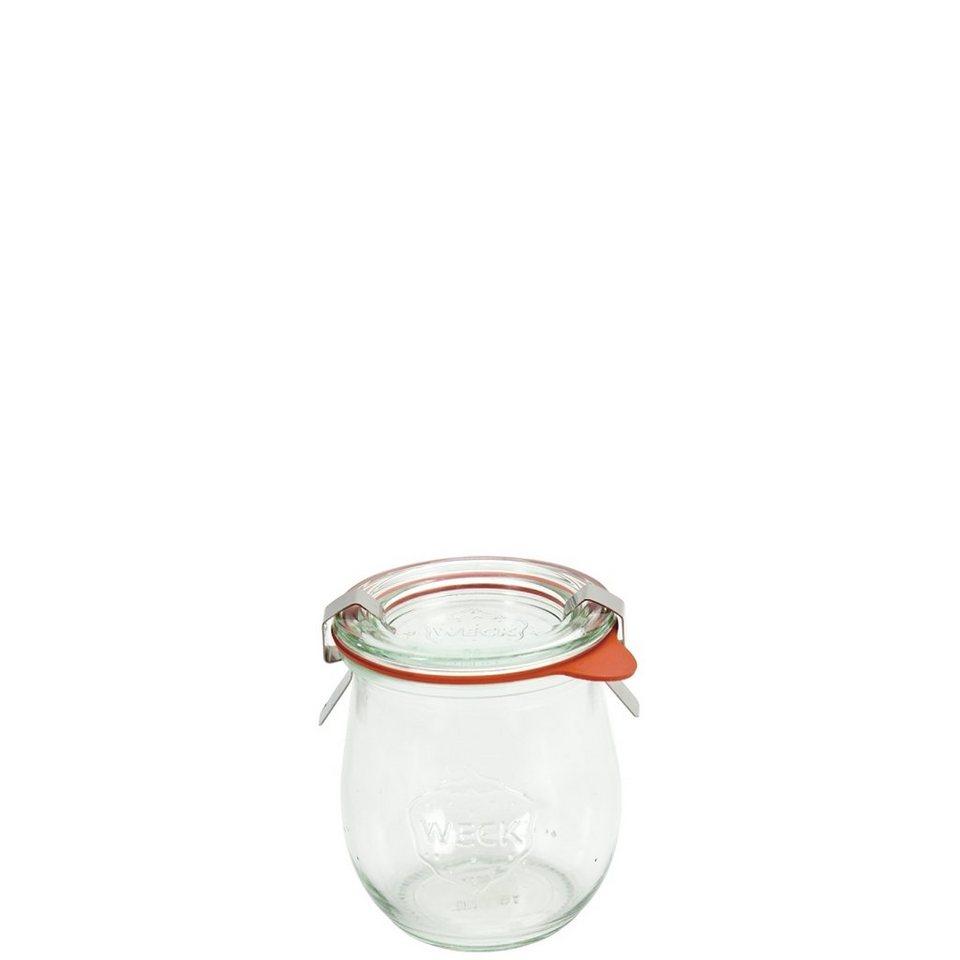 BUTLERS WECK »Einkochglas Mini-Tulpenform« in Silber