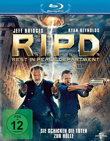 Blu-ray »R.I.P.D. - Rest in Peace Department«