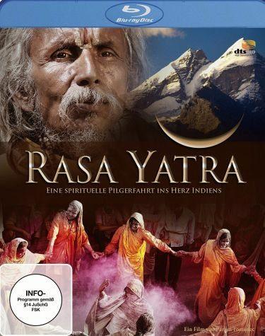 Blu-ray »Rasa Yatra - Eine spirituelle Reise ins Herz...«