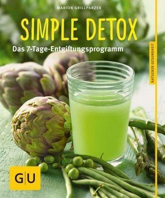 Broschiertes Buch »Simple Detox«