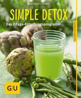 Broschiertes Buch »Simple Detox«