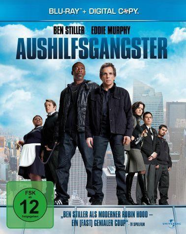 Blu-ray »Aushilfsgangster (inkl. Digital Copy)«