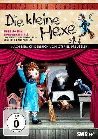 DVD »Die kleine Hexe«