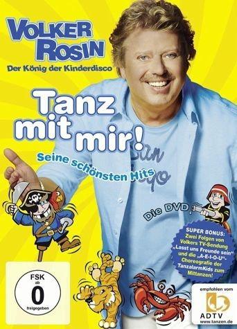 DVD »Tanz mit mir! - Seine schönsten Hits - Die DVD«