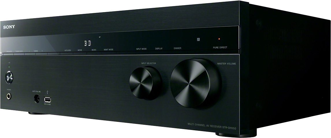 Sony STR-DH550 AV Receiver