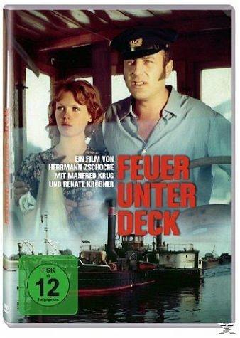 DVD »Feuer unter Deck«