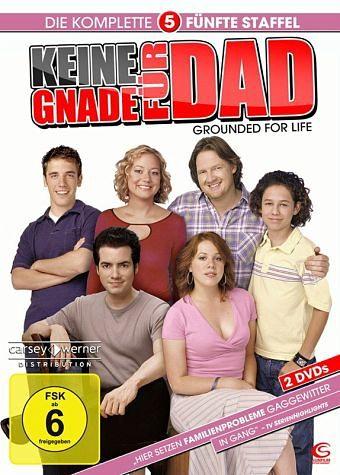 DVD »Keine Gnade für Dad - Die komplette 5. Staffel...«