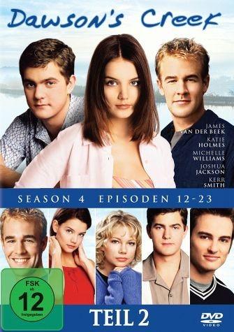 DVD »Dawson's Creek - Season 4, Vol.2 (3 Discs)«