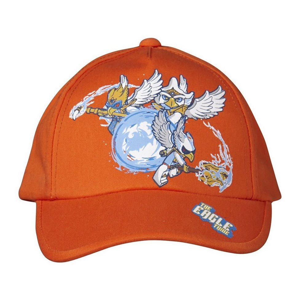 "LEGO Wear LEGO® Wear Legends of Chima Kinder Basecap Alf ""The Eagle Tribe"" in orange"