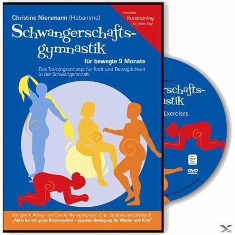 DVD »Schwangerschaftsgymnastik«