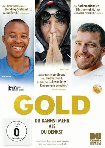 DVD »Gold - Du kannst mehr als Du denkst«