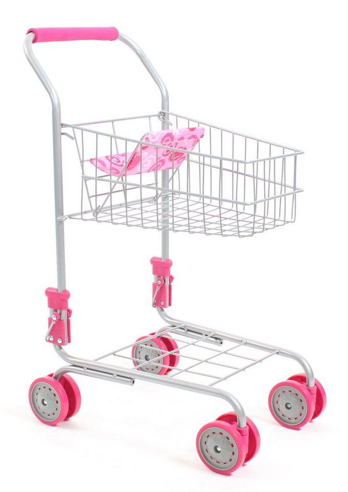 CHIC2000, Einkaufswagen, pink »Shopping Cart« in pink