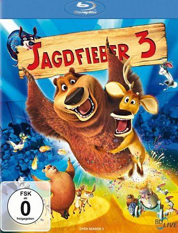 Blu-ray »Jagdfieber 3«