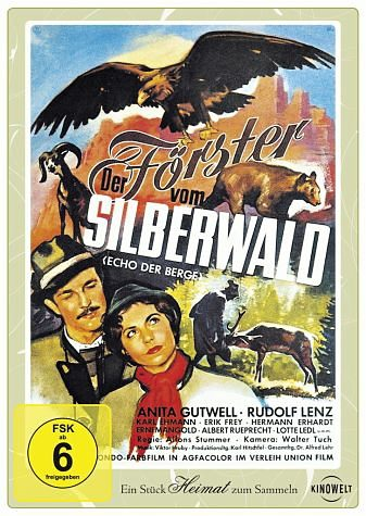 DVD »Der Förster vom Silberwald«