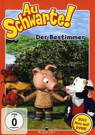 DVD »Au Schwarte! - Der Bestimmer (2 Discs)«