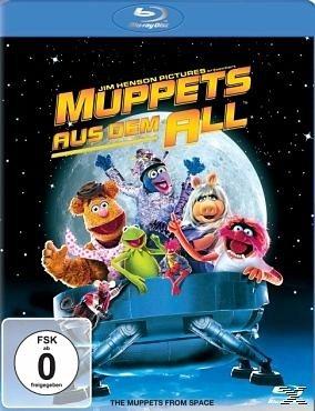 Blu-ray »Muppets aus dem All«