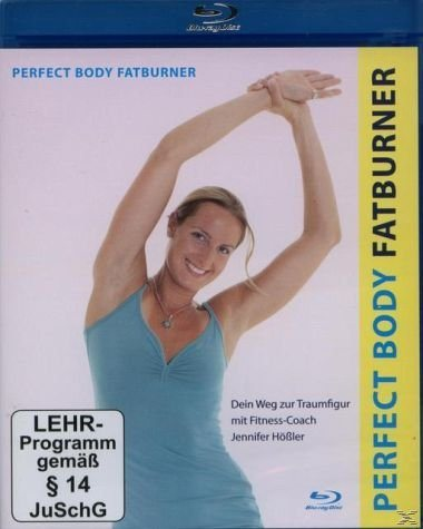 Blu-ray »Perfect Body - Fatburner«