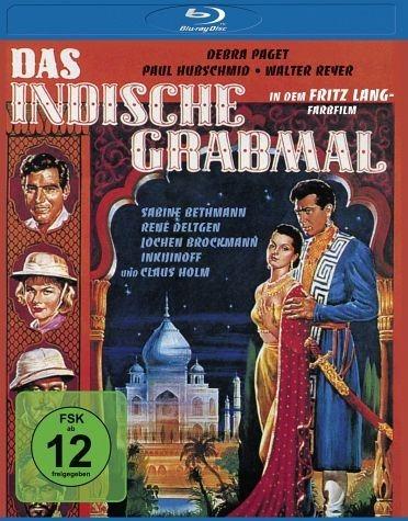Blu-ray »Das indische Grabmal«
