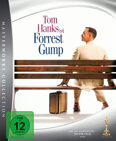 Blu-ray »Forrest Gump (Masterworks Collection)«