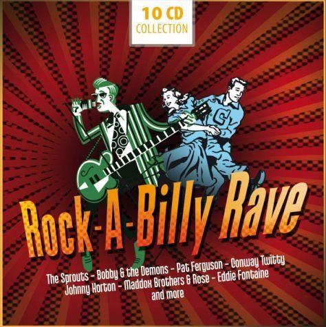 Audio CD »Various: Rockabilly Rave-200 Original Recordings«