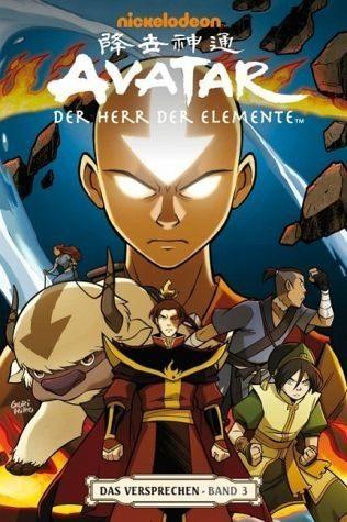 Broschiertes Buch »Das Versprechen 3 / Avatar - Der Herr der...«