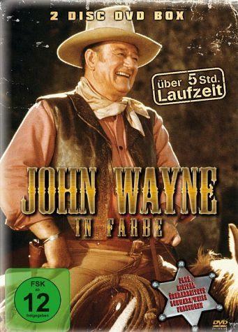 DVD »John Wayne Edition (2 Discs)«