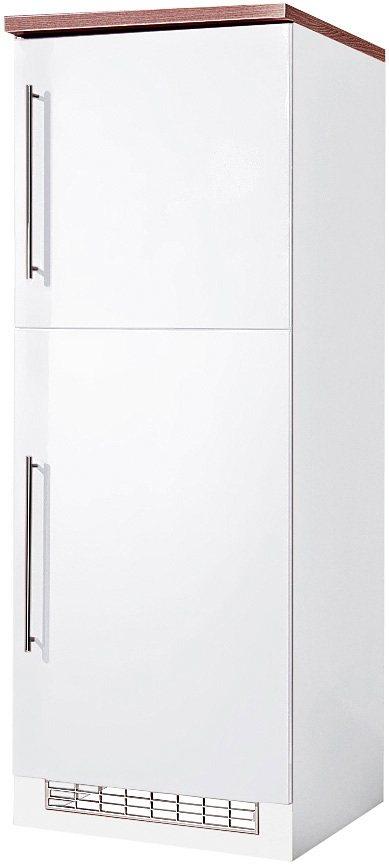 Kühlumbauschrank, Held Möbel, »Keitum« in Weiß