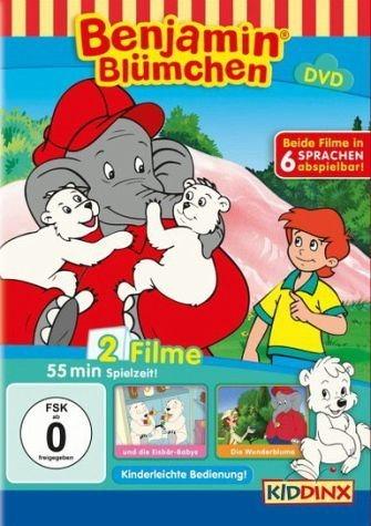 DVD »Benjamin Blümchen und die Eisbär-Babys / Die...«