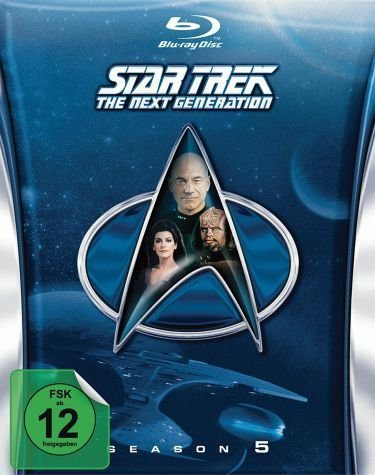 Blu-ray »Star Trek - The Next Generation: Season 5 (6...«