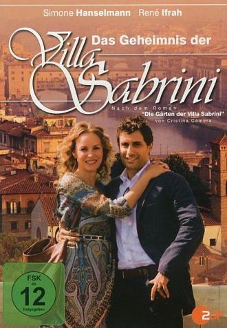DVD »Das Geheimnis der Villa Sabrini«