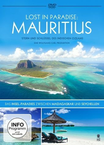 DVD »Lost in Paradise: Mauritius«